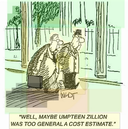 cost estimate cartoon 1